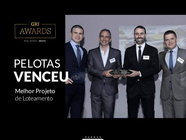Parque Una recebe prêmio de melhor projeto de loteamento do Brasil