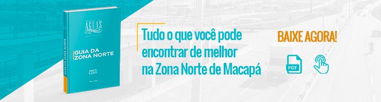 E-book Guia da Zona Norte de Macapá