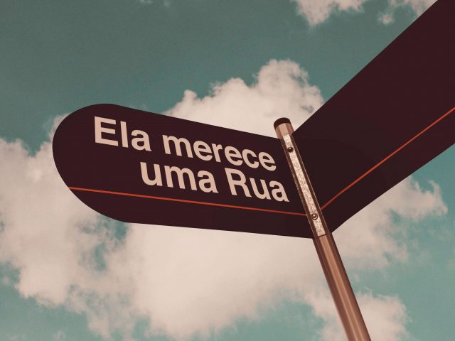 Já temos os nomes das ruas para o Una. E são todos de mulher.