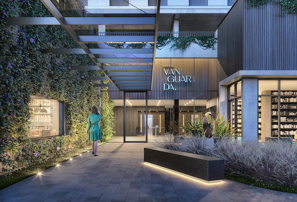 Edifício Vanguarda inspira cultura no Parque Una Pelotas