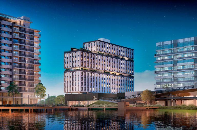 Edifício Vanguarda terá rooftop aberto ao público no Una